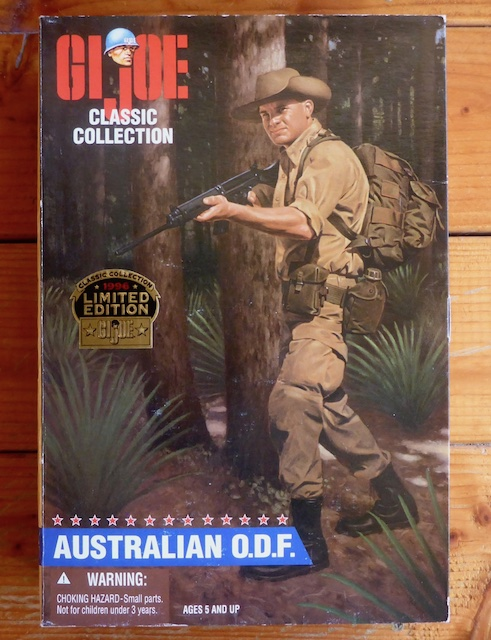 1996 Classic Collection Australian O.D.F. Aussie1