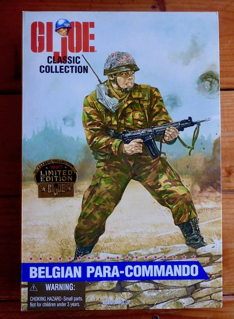 Belgian para commando Bpc1