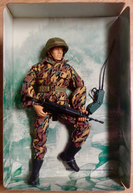 Belgian para commando Bpc5