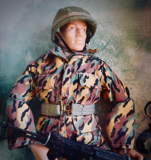 Belgian para commando Bpc6