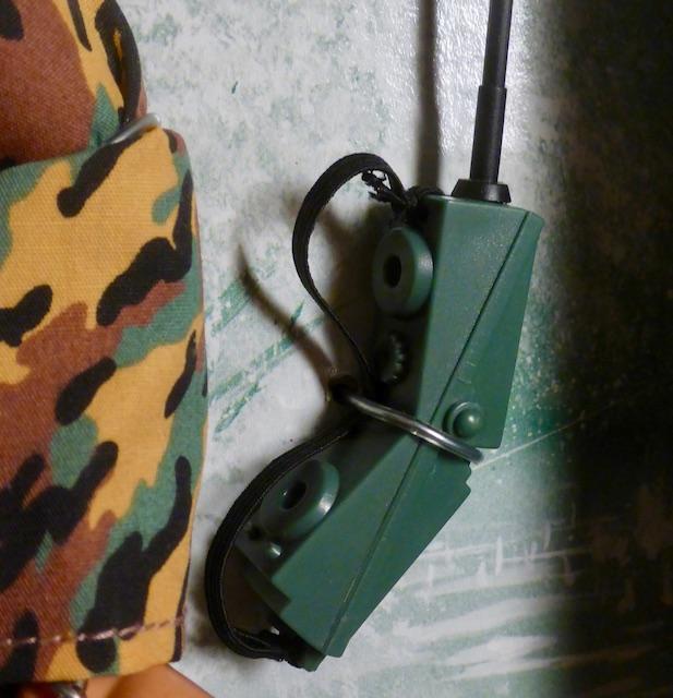 Belgian para commando Bpc8