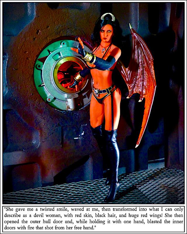 Teegans Return! - The Daily News Article Devilgirl_ammo