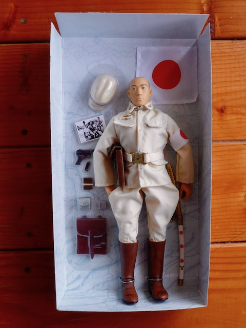 2000 Foreign Soldiers Collection: Japanese Army Air Force Officer Jjoe2