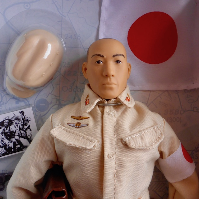 2000 Foreign Soldiers Collection: Japanese Army Air Force Officer Jjoe3