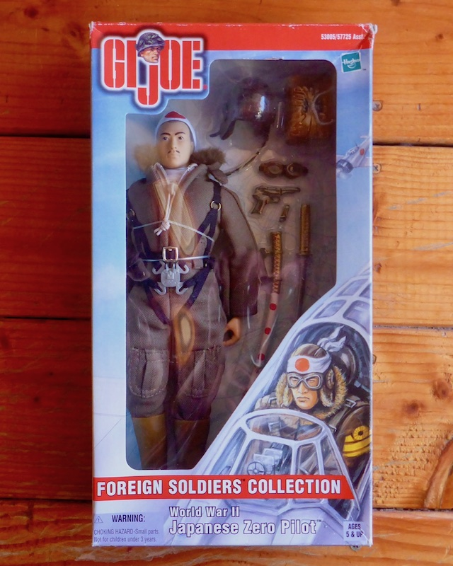 2000 Japanese Zero Pilot from the Foreign Soldiers Collection Jp1