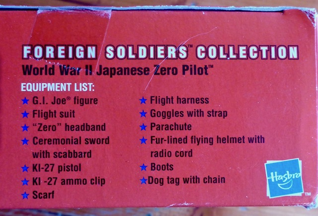 2000 Japanese Zero Pilot from the Foreign Soldiers Collection Jp3