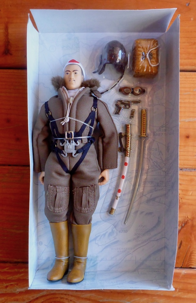 2000 Japanese Zero Pilot from the Foreign Soldiers Collection Jp4