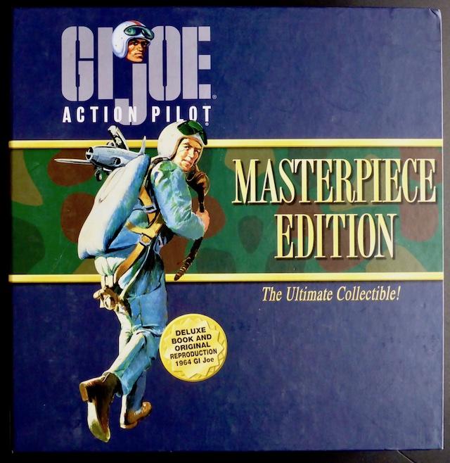 1996 Masterpiece Edition Action Pilot Mpjoe1