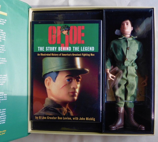 1996 Masterpiece Edition Action Soldier As4