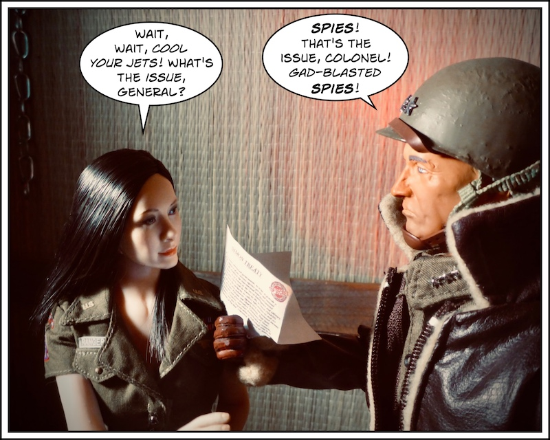 Kamiko Komics & Blond Action Man: Sorry, Wrong Damned Number! (SIMON Treaty) - Page 3 Spycamp2
