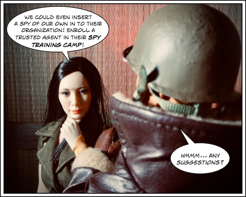 Kamiko Komics & Blond Action Man: Sorry, Wrong Damned Number! (SIMON Treaty) - Page 3 Spycamp5