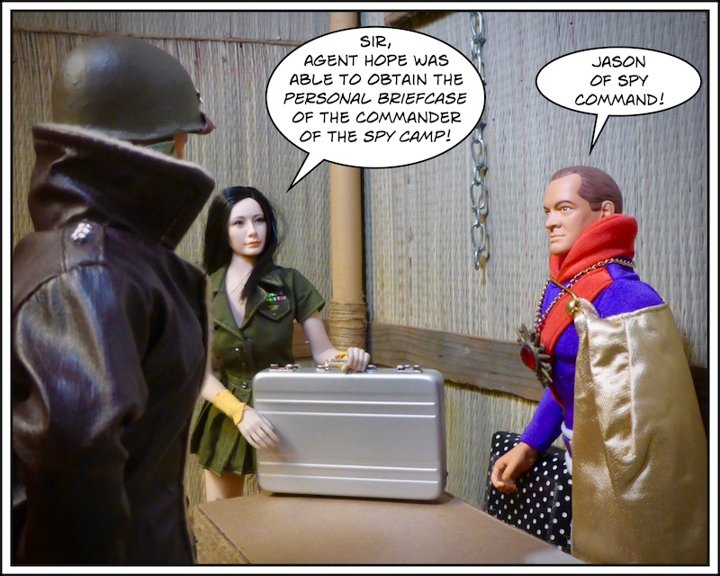 Kamiko Komics & Blond Action Man: Sorry, Wrong Damned Number! (SIMON Treaty) - Page 3 Spybamp26