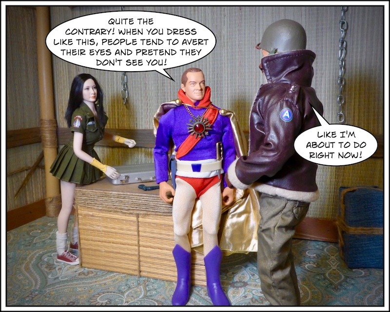 Kamiko Komics & Blond Action Man: Sorry, Wrong Damned Number! (SIMON Treaty) - Page 3 Spycamp25