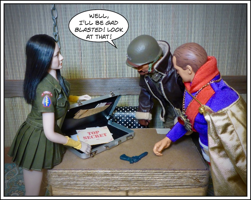 Kamiko Komics & Blond Action Man: Sorry, Wrong Damned Number! (SIMON Treaty) - Page 3 Spycamp27