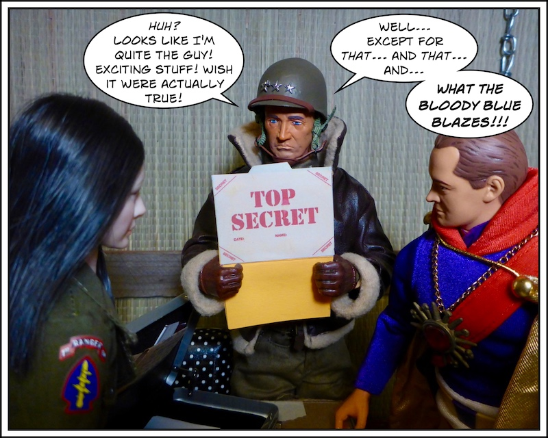 Kamiko Komics & Blond Action Man: Sorry, Wrong Damned Number! (SIMON Treaty) - Page 3 Spycamp28