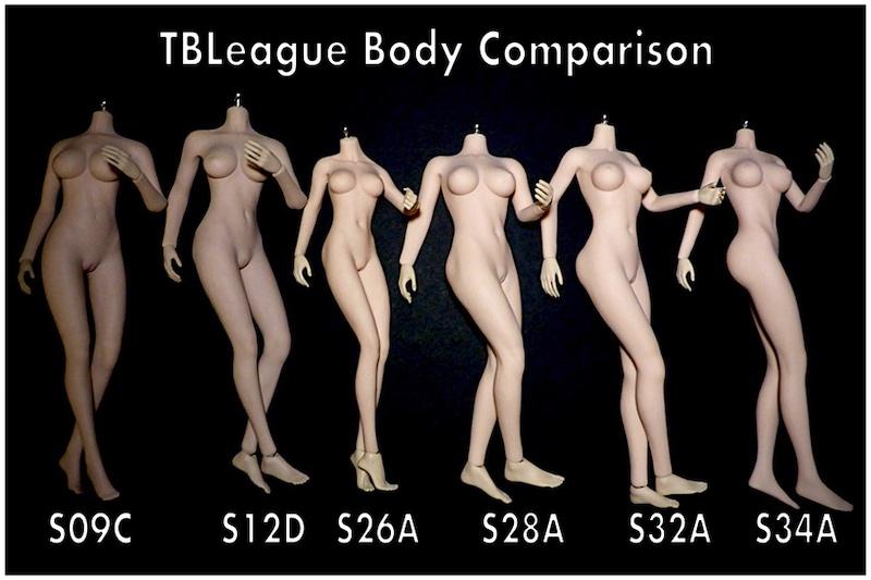 TBLeague Phicen Body Style Comparison Charts Tbl_bodies_sm