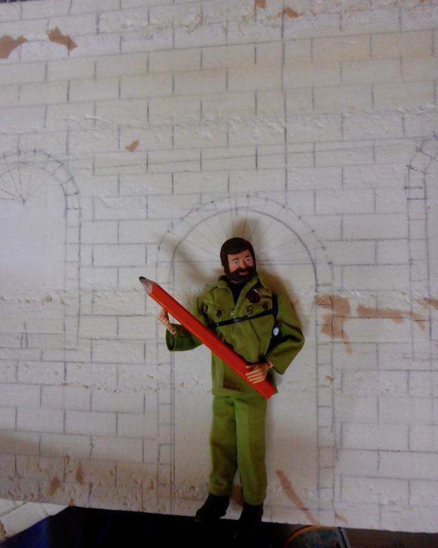 Insulation Foam Walls Wallproject3
