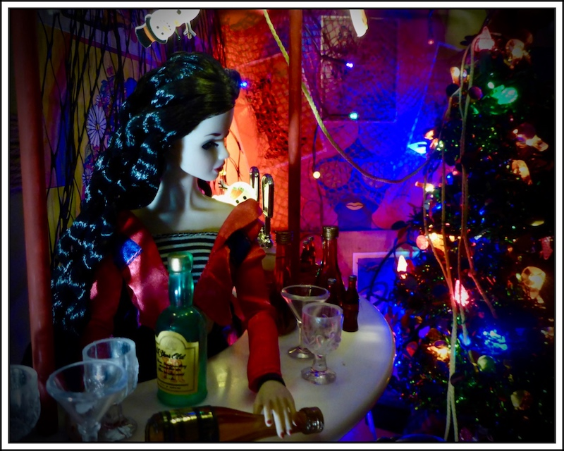A Conversation With Kamiko: Homage to BAM HQ Tanya C. Sterling Xmas12