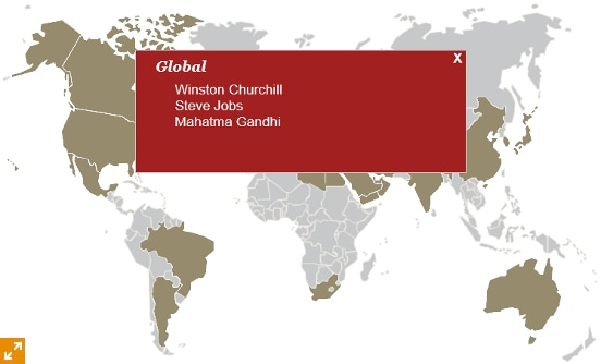 Leaders CEOs most admire Map-image