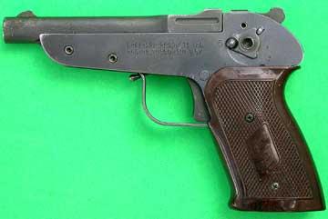 Fusil à barillet inconnu.  Knockabout-web