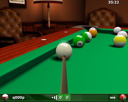 لعبة البلياردو الأولى فى العالم DDD Pool + السيريال P2