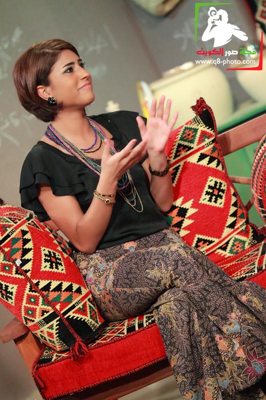 تغطية برنامج الصوغة تقديم منى شداد . الضيوف ليلى عبدالله,صمود,عبدالله الطراروه 16