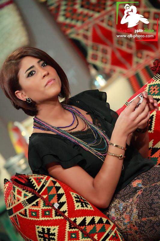 تغطية برنامج الصوغة تقديم منى شداد . الضيوف ليلى عبدالله,صمود,عبدالله الطراروه 22
