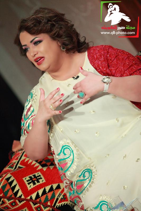 تغطية برنامج الصوغة تقديم منى شداد . الضيوف ليلى عبدالله,صمود,عبدالله الطراروه 3