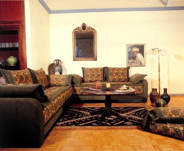 الأثاث المغربي التقليدي والمعاصر 273627135