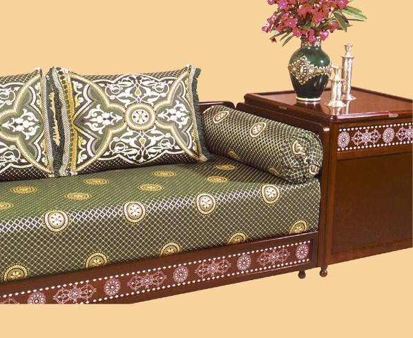 الأثاث المغربي التقليدي والمعاصر 321163133