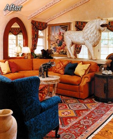 الأثاث المغربي التقليدي والمعاصر 338073829