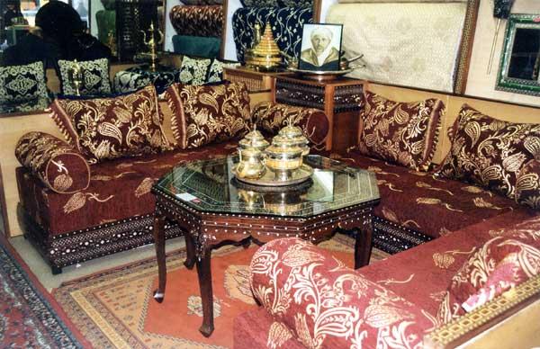 الأثاث المغربي التقليدي والمعاصر 581064079