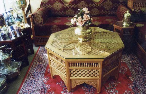 الأثاث المغربي التقليدي والمعاصر 711410028