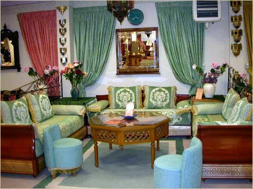الأثاث المغربي التقليدي والمعاصر 724118627