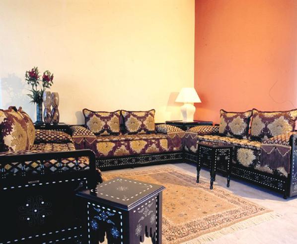 الأثاث المغربي التقليدي والمعاصر 744523380