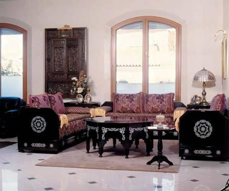 الأثاث المغربي التقليدي والمعاصر 760019097