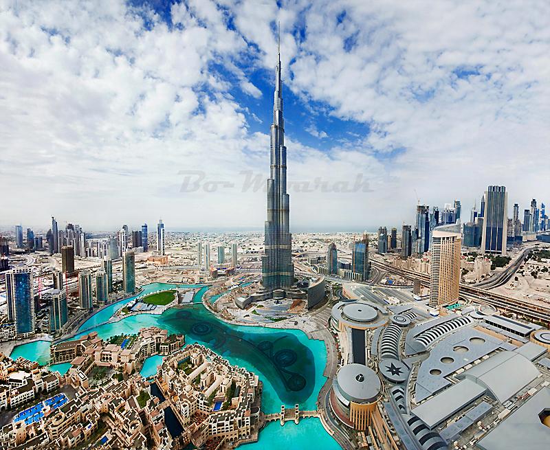 صور برج خليفه من الداخل والخارج أعلى برج فى العالم