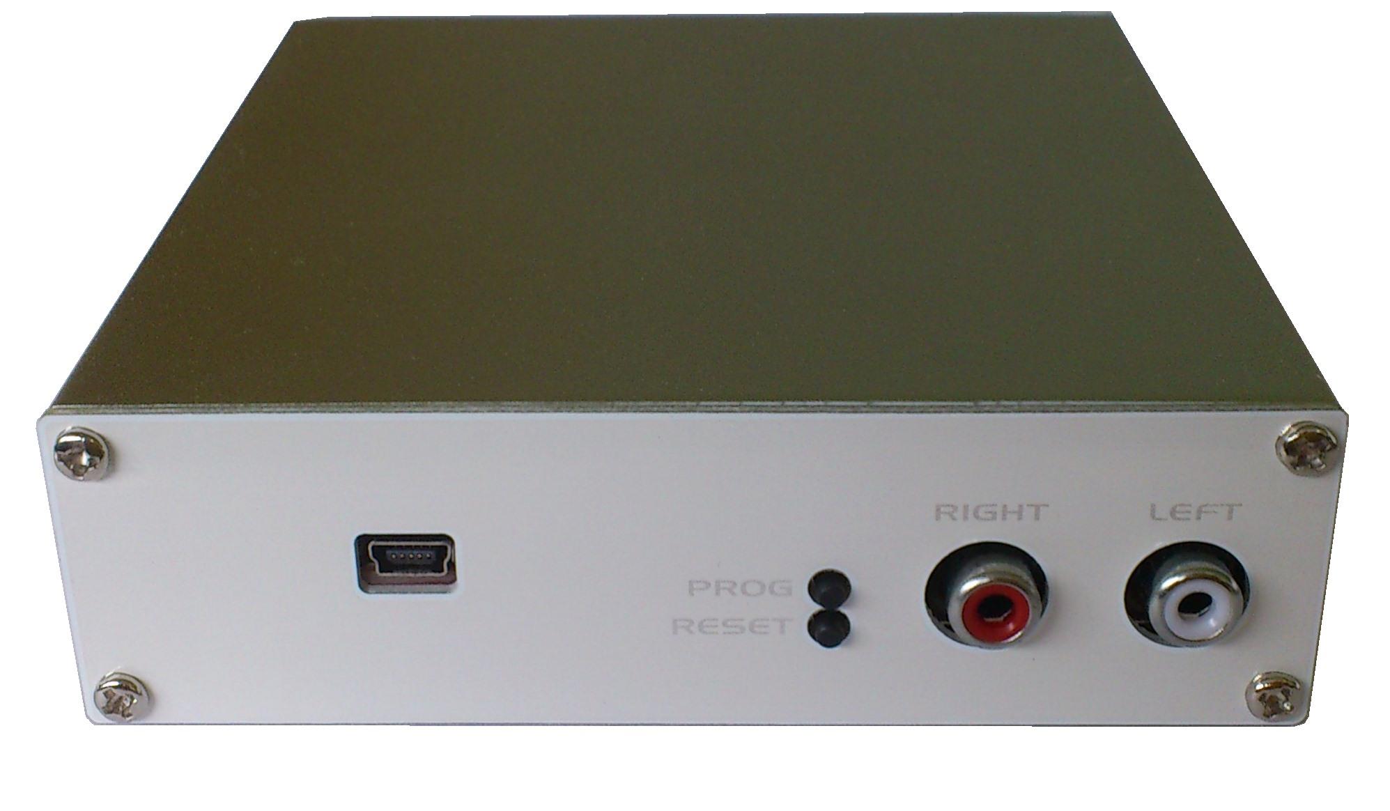 Audiowidget AB-1.2 USB DAC AB_12_03