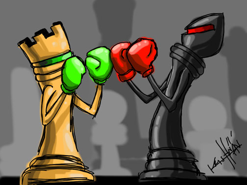 Шахбокс Chessboxing