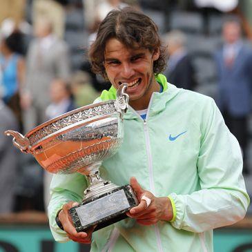 9 Roland Garros Grande Nadal Nadal-mordisco-n-365xXx80