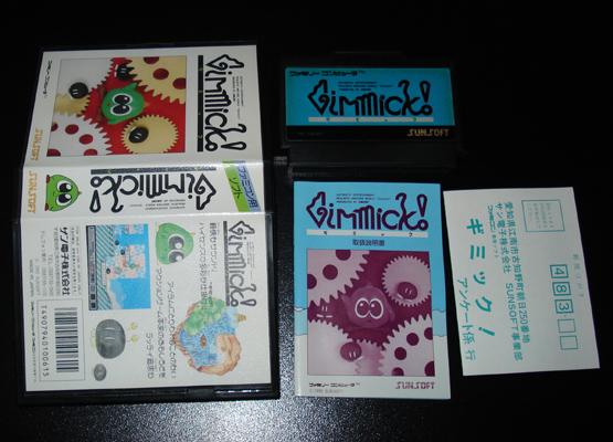 Faux Jeux, Convert. AES, Copies & versions non originales. - Page 4 Gimmick1