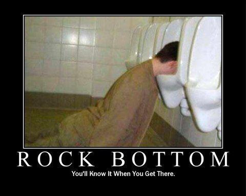 Dave raittiiksi 2013 Rockbottom