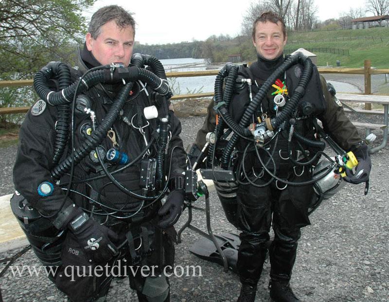 recycleur en sidemount  Sidemount-prism-megalodon-rebreather