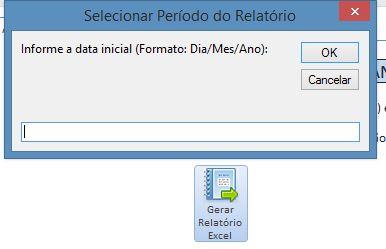 [Resolvido]Relatório com intervalo de datas com erro ao cancelar operação Cx