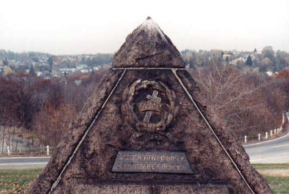 The Illuminati Watchtower_Memorial_Site_by_Russell_s_Grave03