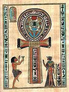 قصة إكتشاف مخطوطات نجع حمادي وصلب المسيح عليه السلام 11938223640808-ankh