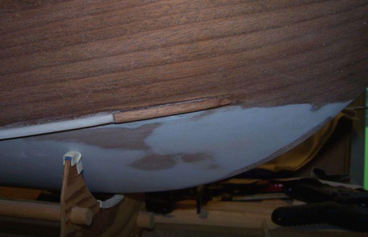 Restaurierung  meiner RIVA Aquarama Spezial RK_5_100_2982