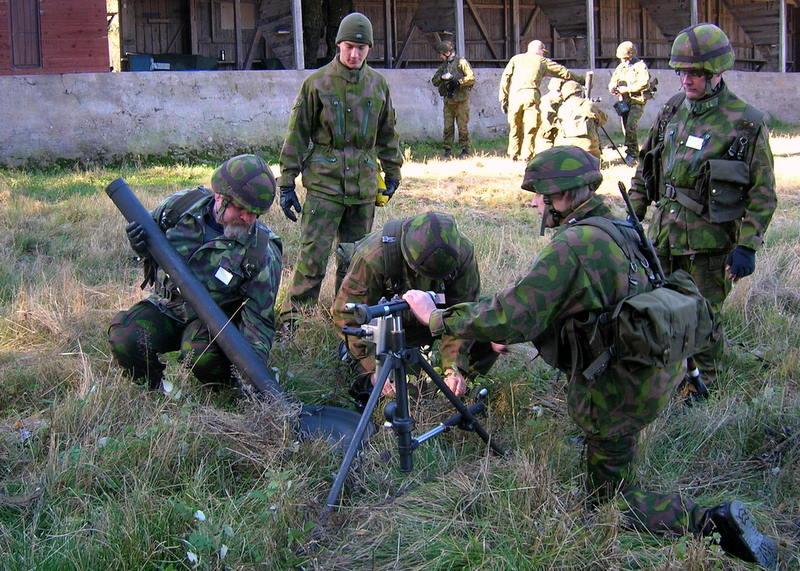 Armée Finlandaise / Finnish Defence Forces / puolustusvoimat Kvkrh_1