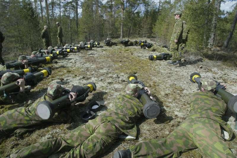 Armée Finlandaise / Finnish Defence Forces / puolustusvoimat 10_rsk_koulutusta