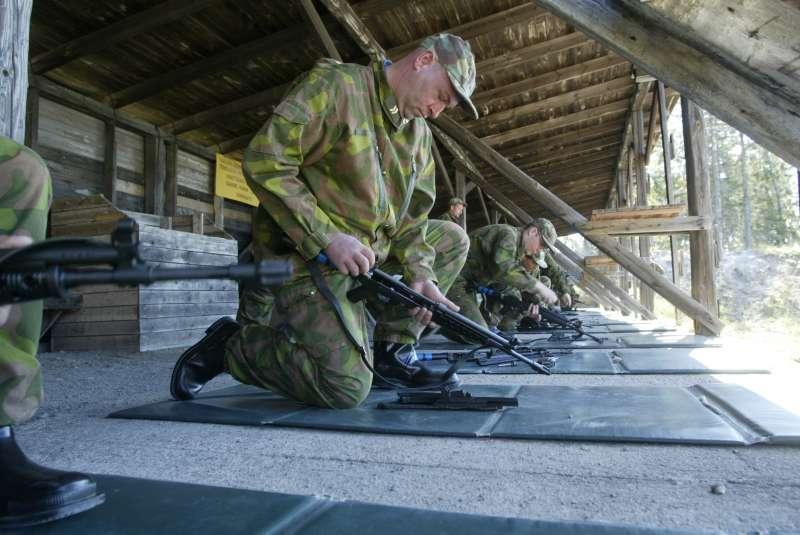 Armée Finlandaise / Finnish Defence Forces / puolustusvoimat 13_lukko_pura_ja_kokoa